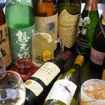 おきらく食堂ガーデン - お酒は有名ブランドから隠れた逸品まで!!スタッフこだわりのラインナップです☆