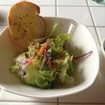 20097166 - ランチセットのサラダ