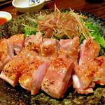 和食家 駿 - 厚真地鶏の直火焼き
