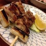 あべちゃん - なんこつ1串160円