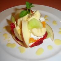 CAFE EST - フルーツケーキ:手作りの美味しさ!