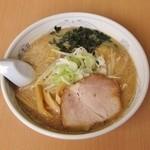 佐久良 - 料理写真:味噌ラーメン(630円)