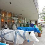 バタープレミアム - 大きな牛が '印象的' で〜〜