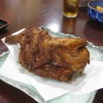 Yasukuniya - 鳥から揚げ(650円)