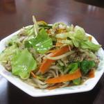 Yasukuniya - 野菜炒め(470円)