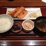 20101675 - ハラス醤油焼き定食(890円)