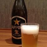 20101677 - 瓶ビール(590円)