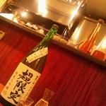 20103035 - 店主こだわりの日本酒達