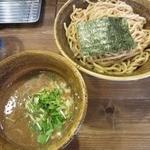 ベジポタつけ麺えん寺 - ・「ベジポタつけ麺 大盛 1.5玉(\800)」