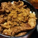 すきやき伊藤 - 牛丼 大盛り