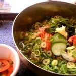 Hantejiya - 本日のランチ冷麺 ネギ冷麺