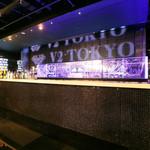 V2 TOKYO - 貸切パーティーでご利用可能な巨大なLEDパネル。