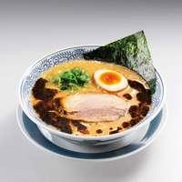 丸源ラーメン - 熟成醤油 醤油とんこつラーメン 682円