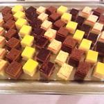神戸ポートキッチン - プチケーキ。