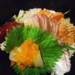 20111117 - 海鮮丼800円