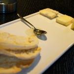 アールツーサパークラブ - チーズ盛り合わせ