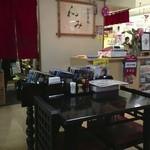 20111862 - 「和み」さんの店内