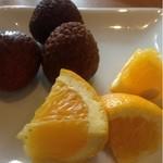 レッフェル - ライチとオレンジ