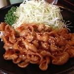 20113660 - ホルモン炒め