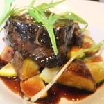 20114449 - スペシャルコース 2300円 道産牛ほほ肉の赤ワイン煮 【 2013年7月 】