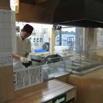 中井麺宿 - 店員さんは、2人も一生懸命でした。