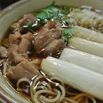 中井麺宿 - …これは、イカン。美味しそうに見えるだけに…残念。