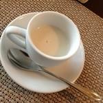 LUCE - ビシソワーズ(じゃがいもの冷静スープ)