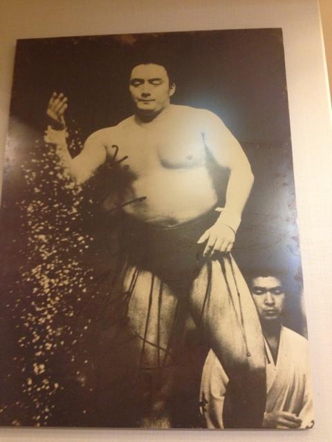 相撲茶屋 寺尾 - 入口の寺尾