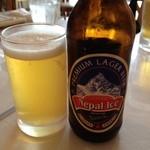 20118892 - ネパールビール:ネパールアイス