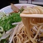 新福菜館  - ミニラーメン
