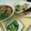 大松食堂 - 料理写真:笠岡ラーメンとサンマという強引な組み合わせも可能(笑)