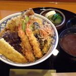 20120287 - 旬の天丼(全体)
