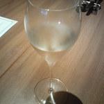 Pizzeria347 - 乾杯のスパークリングワイン