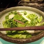 20120653 - 京野菜サラダ