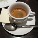 ラ スタジオーネ - コーヒー