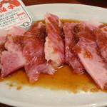 ホルモン屋 だん - 松坂牛(特上カルビ)/2013年7月来店