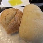 20122223 - フォカッチャとパン