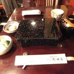 五代目 野田岩 麻布飯倉本店 - 天然うなぎの鰻重時価(7500円)