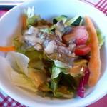 CIAO - ランチセットのサラダ