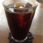 グレイス - アイスコーヒー  390円