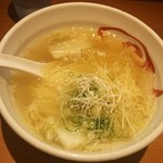 20127924 - ねぎ塩ラーメン(ランチ)