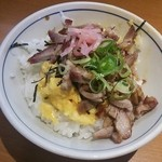 20127929 - 焼豚丼(ランチ)L