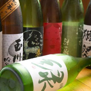 日本酒各種‼️
