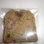 ココカラforest - 抹茶とあずきのパウンドケーキ