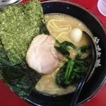 日野大和家 - 料理写真:ラーメン(並) 650円