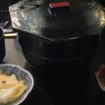 ヤマキチこんどう - やまきち弁当 1050円