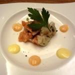 銀座Toriya Premium - 鮮魚のタルタル