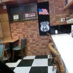 20129411 - 店内風景はアメリカン
