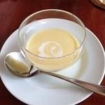20129525 - とうもろこしの冷製スープ