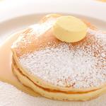 GOOD TIMES - バターミルクパンケーキ 700円